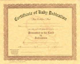 baby dedication certificate template pin free baby dedication certificate templates this is