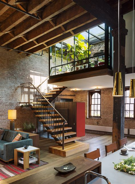 loft houses tribeca loft in new york usa