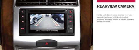 Kamera Belakang Parkir Khusus Great Grand All New Avanza Xenia harga spesifikasi modifikasi new nissan grand livina