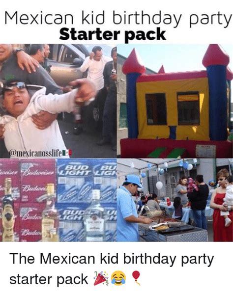 Birthday Party Memes - 25 best memes about starter starter memes