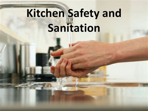 kitchen safety with ppt video online download kitchen safety and sanitation ppt video online download