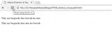 membuat gif tulisan berjalan cara membuat tulisan berjalan di html lengkap gambar