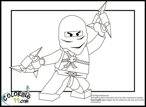 lego ninjago coloring pages jay 14 image colorings net