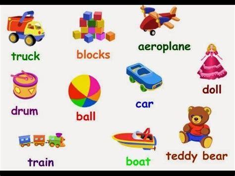 imagenes juguetes en ingles vamos a aprender el nombre de muchos juguetes en ingl 233 s