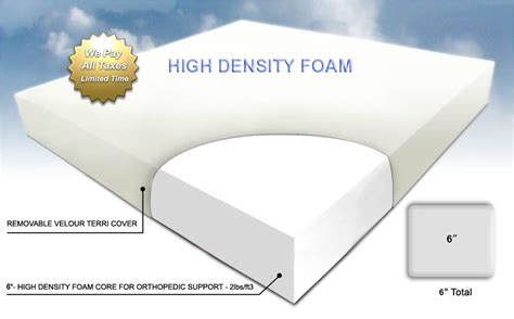 High Density Foam Mattress Foam Mattress Canada Mfc