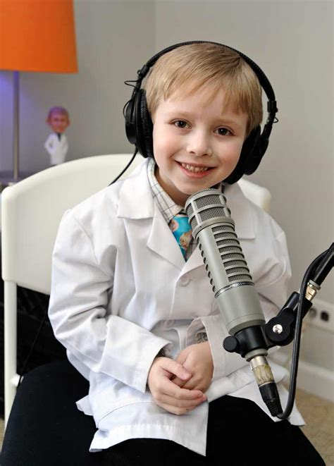 nate butkus six year old podcaster loves science