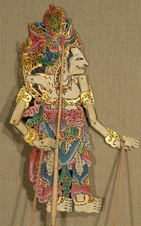 Wayang Kulit Bali w 4799 l wayang kulit shadow puppet bali