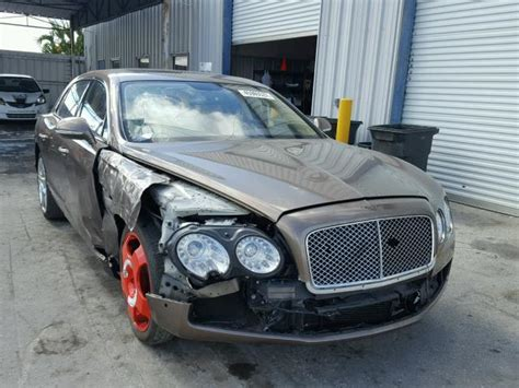damaged bentley for sale damaged salvaged bentley flying spu car for sale