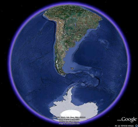 imagenes google earth terremoto chile buenos aires se corri 243 casi 4 cm por el terremoto en chile