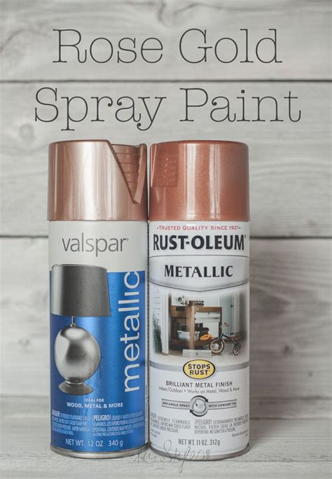 the best spray 25 best ideas about copper spray paint on