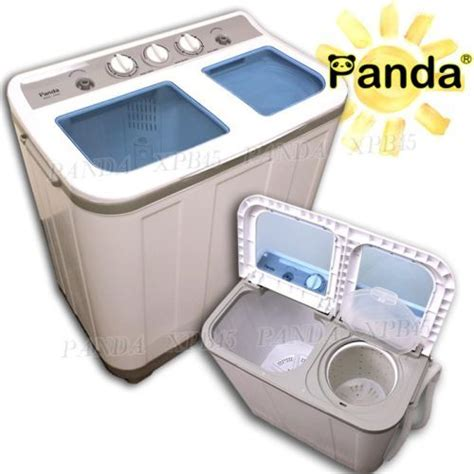 Tiny Apartment Washer Panda Portable Compact Washing Machine Washer Spin Dryer