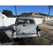 1955 Ford Sedan Delivery Wagon COURIER 2 Door Ranch Squire