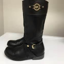 michael kors children s boots 77 michael kors other michael kors boots size