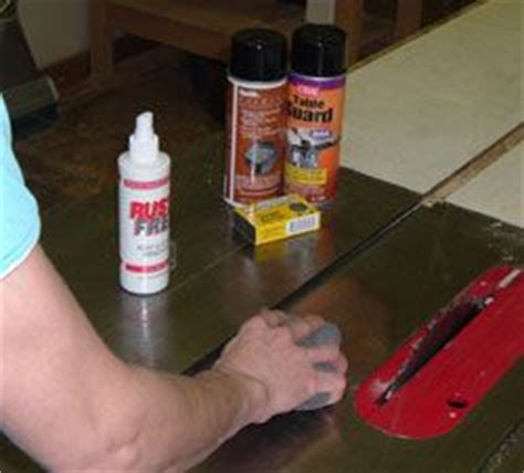 saw top rust prevention how to keep your woodworking tools from rusting