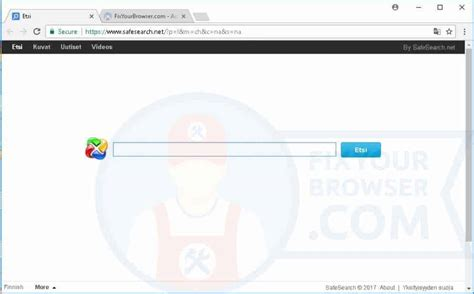safesearch net virus guide to remove safesearch net redirect virus remove safesearch net homepage updated virus this works
