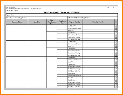record template employee record template accurate concept log 1 6