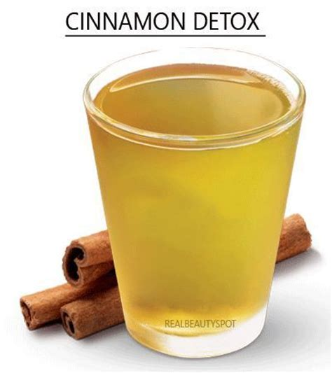 Cinnamon Detox Tea by Top 5 Healthy Smoothie Recipes For Weight Loss Detox