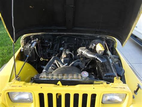 1989 Jeep Wrangler 2 5 Engine Sell Used 1989 Jeep Wrangler Base Sport Utility 2 Door 2