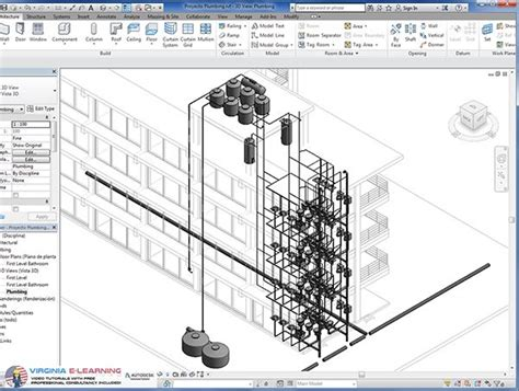 revit easy tutorial autodesk revit mep tutorial 2016 autodesk revit mep 2016
