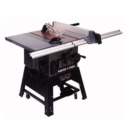 porter cable portable table saw review porter cable table saw pcb270ts review tool nerds