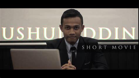 film pendek islami inspirasi ushuluddin film pendek inspirasi short movie youtube