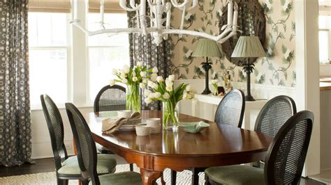 decorating a dining room buffet southern living repeat a motif stylish dining room decorating ideas