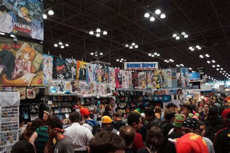 Anime Nyc by Finding Japan At New York Comic Con Day 2 Japanculture Nyc