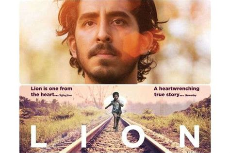 red lion film production review lion deserves oscar nomination by leaps and
