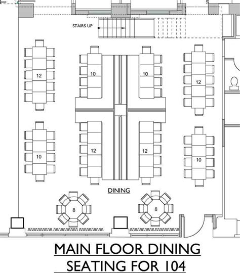 dining room floor plan 95 dining room layout of a restaurant kitchen