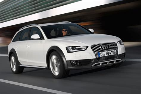 Audi A4 Allroad 3.0 TDI Pictures Auto Express
