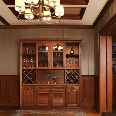 cherry wood wine cabinet jg61412 2014 oppein cherry wood wine cabinet