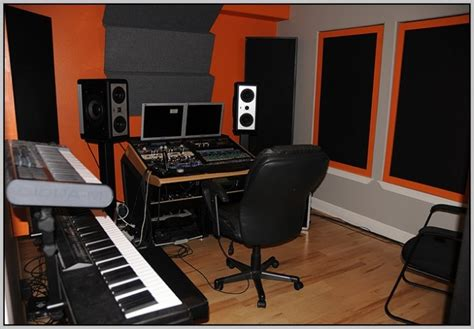 home recording studio furniture plans desk home design