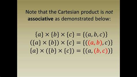 product definition of product by the free dictionary definition cartesian product youtube