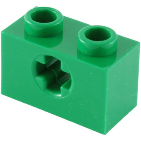 brick pattern exles lego green technic brick 1 x 2 with axle hole with