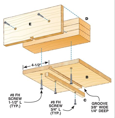 how to finger joints without a table saw how to box joints with a router table diy jig plans