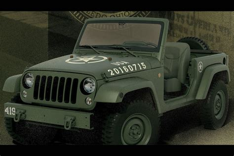 birthday jeep images commemorative wrangler willys birthday jeep recoil