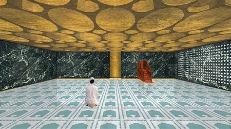 designboom khirki masjid u67 conceptualizes islamic mosque in reykjavik iceland