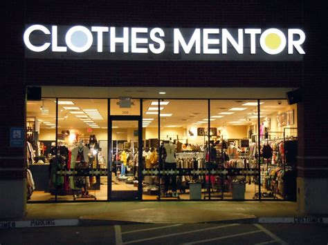 Closet Mentor by Clothes Mentor Plano Is Open Until 8 00 Pm On Weeknights