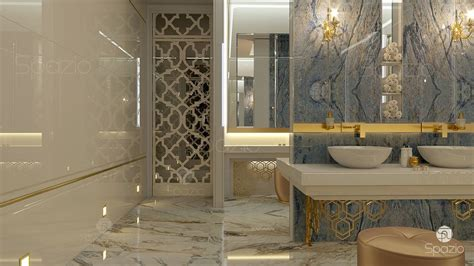 bathroom design  dubai bathroom designs  spazio