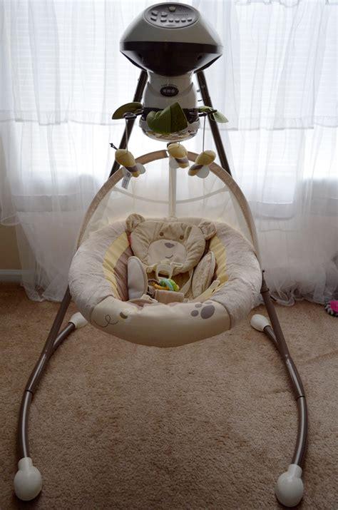 sleeper swing gearing up for baby pt 1 sleeper swing