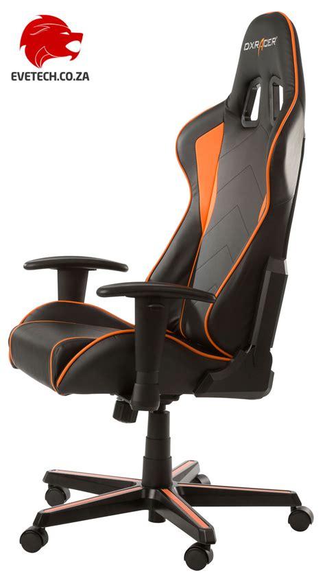 Dxracer Racing Series Black Orange Ohrv131no orange gaming chair best home design 2018