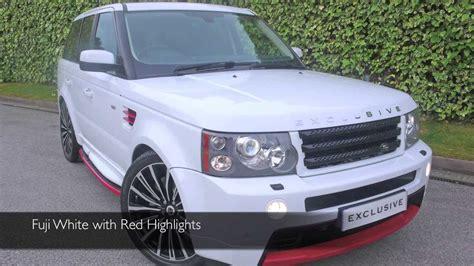 exclusive range rover sport exclusive cars gb land rover range rover sport ex r