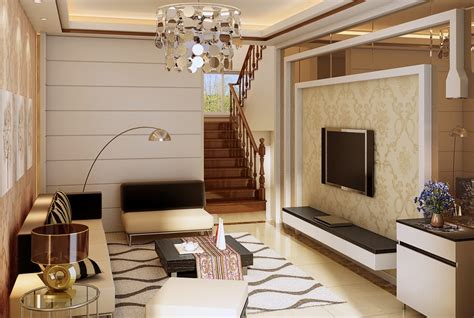 interior decorating on living room interior