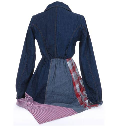 Dress Lengan Panjang blouse gown dress cewek lengan panjang me 018001491
