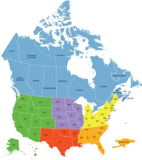 map of states and canada canada map with states www imgkid the image kid