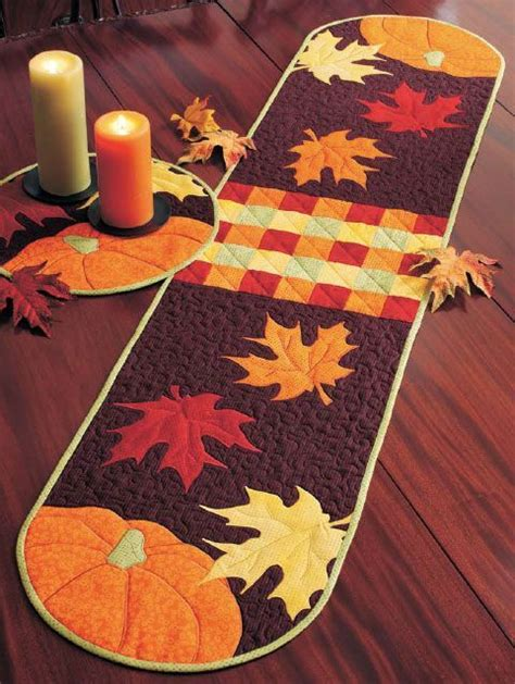 table setting runner and placemats diy fall table runners and placemats fall table runner