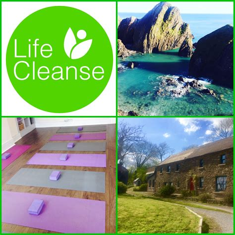 Detox Weekend Retreat Ireland by Weekend Retreats Cleanse