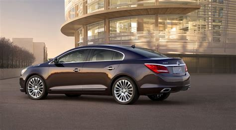 2014 buick cars 2014 buick lacrosse breaks cover ahead of new york reveal