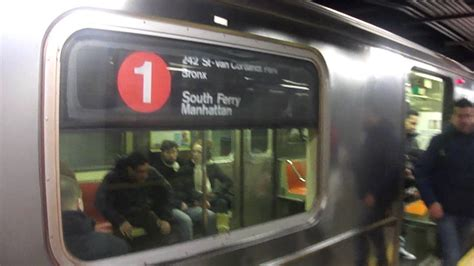 ferry bound video south ferry bound r62a 1 w howling motor 42nd street