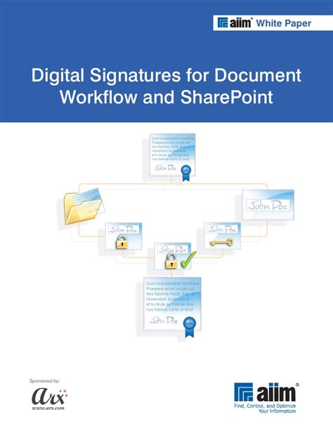 digital signature workflow digital signatures for document workflow and point